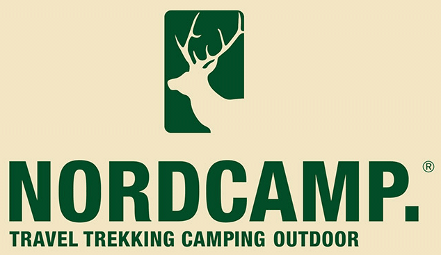 Nordcamp. Dein Outdoor, Wander, & Trekking Shop in Rostock Logo